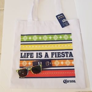 Sunglasses and Beach Tote!